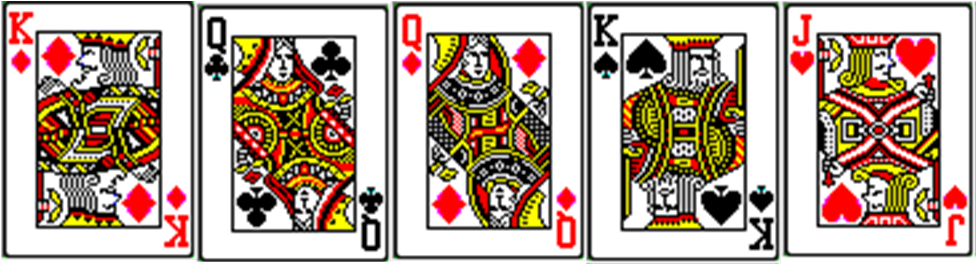 5-cards